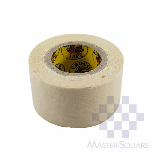 Croco Masking Tape Sm Roll 1in-Master Square