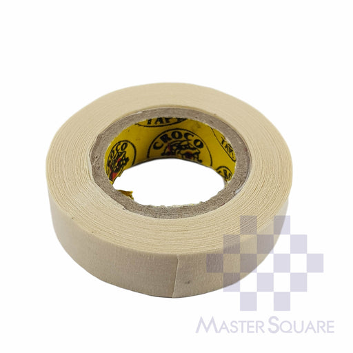 Croco Masking Tape Sm Roll 1/2in-Master Square