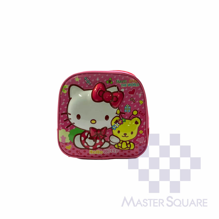 Toddler Backpack 101 Mini Hello Kitty 10 X 10 X 3 In-Master Square