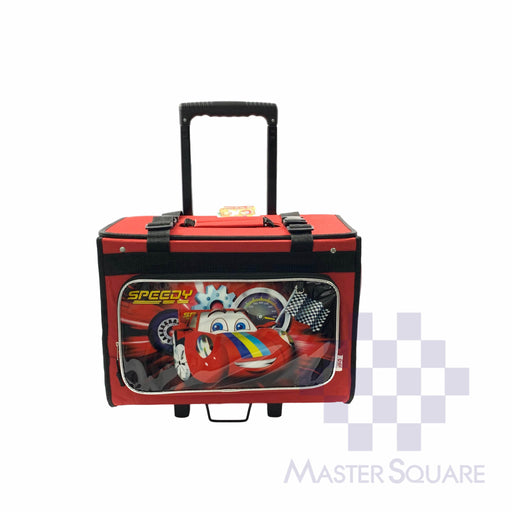 Pilot Stroller Bag 20-52 Cars In Red 12 X 16 X 8.5 In-Master Square