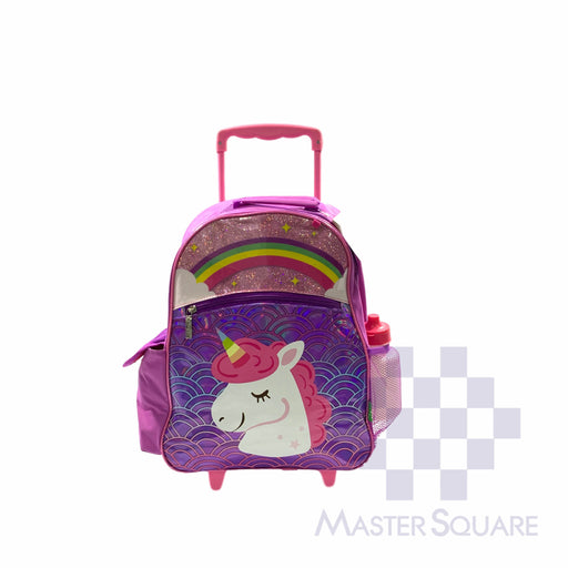 Stroller Fbou0916tr Unicorn In Purple16 X 13x 5 In-Master Square