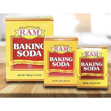 Ram Baking Soda 250g-Master Square