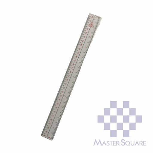 Prince Straight Ruler 12 In-Master Square