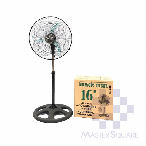 Magic Star Stand Fan Sugus 16 In-Master Square