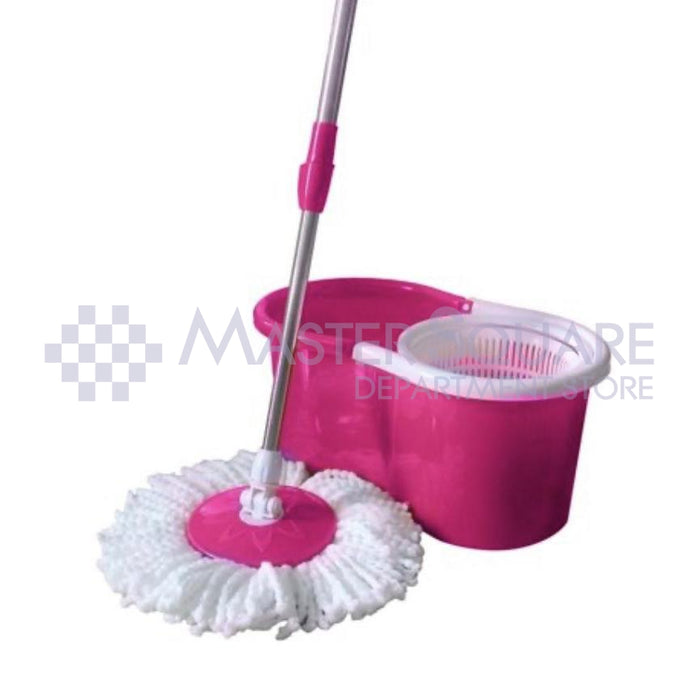 Spin Mop Purple-Master Square
