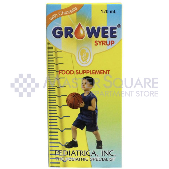 Growee With Chlorela 120ml-Master Square