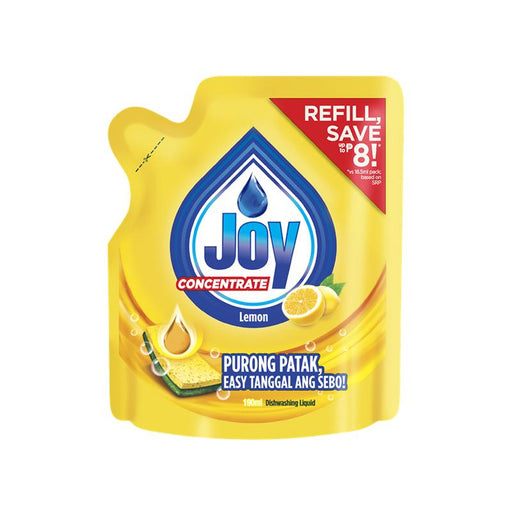 Joy Lemon 190ml-Master Square