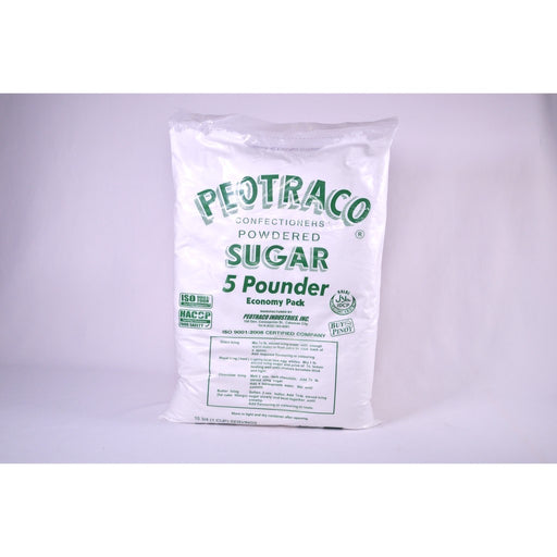 Peotraco Powdered Sugar-Master Square