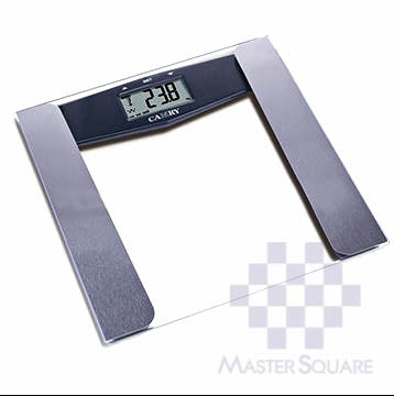 Camry Weight Bathroom Scale-Master Square