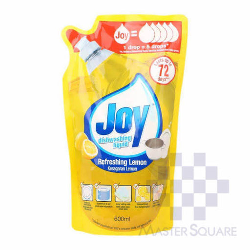 Joy Lemon 600ml-Master Square
