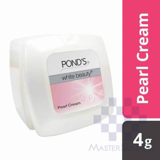 Ponds Wb Pearl Cream 4g-Master Square