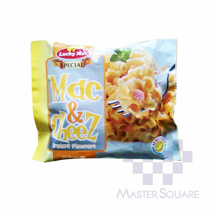 Lucky Me Special Mac & Cheez 60g-Master Square