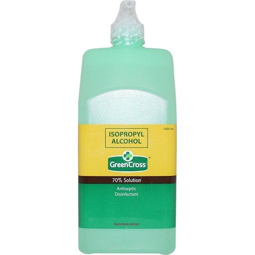 Green Cross Alcohol Pd 70% 500ml-Master Square