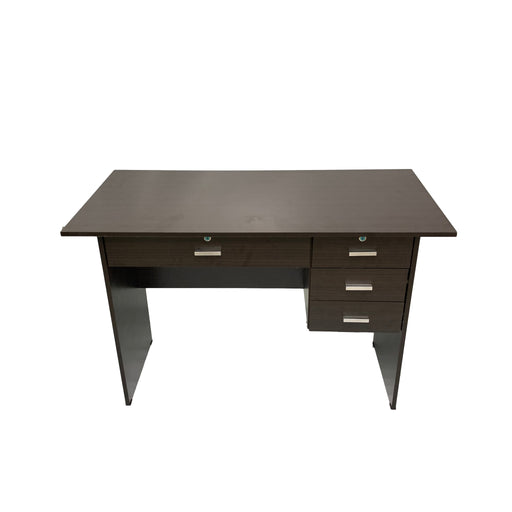 Laminated Desk Wenge H737 X W1207 X D598 Mm-Master Square