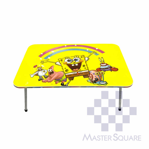 Kids Desk 40 X 60 X 27 Cm Spongebob-Master Square