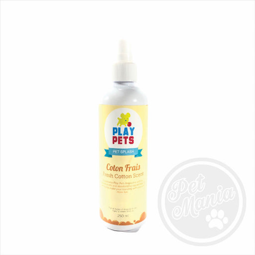 Play Pets Cologne Cotton Fresh 250ml-Master Square