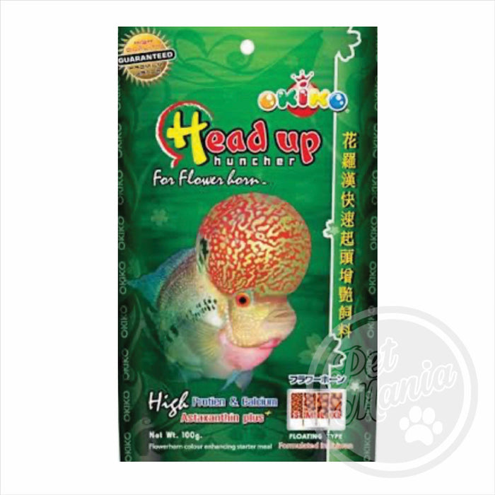 Flower Horn Head Up 100g-Master Square