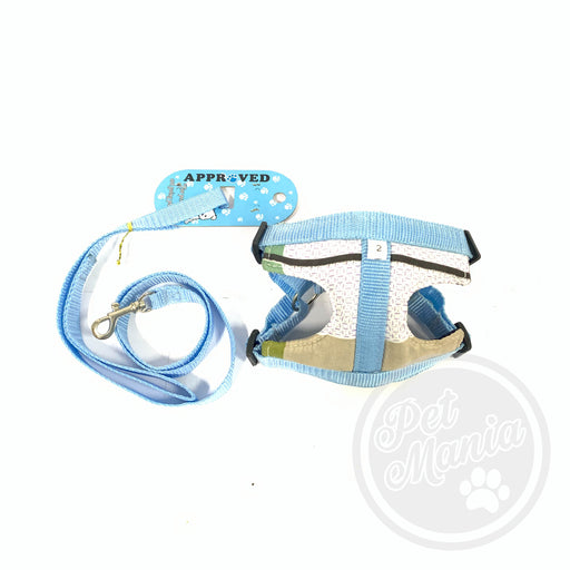 Cotton Harness #2 W/ Leash-Master Square