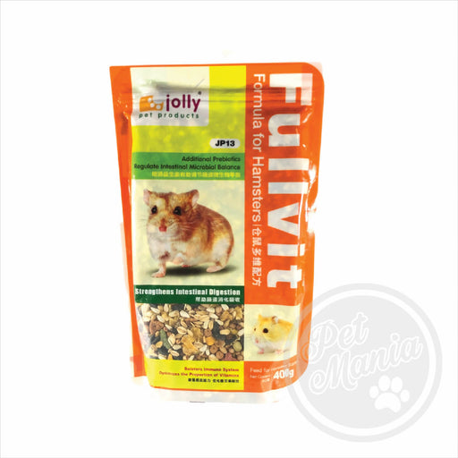 Jolly Hamster 400g-Master Square