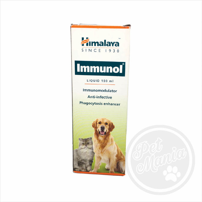 Immunol Syrup 100ml Immune-Master Square