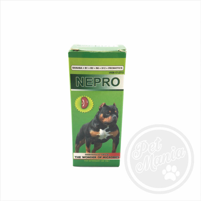 Nepro 60ml B1 B2 B6 B12 Vitamins Probiotic-Master Square