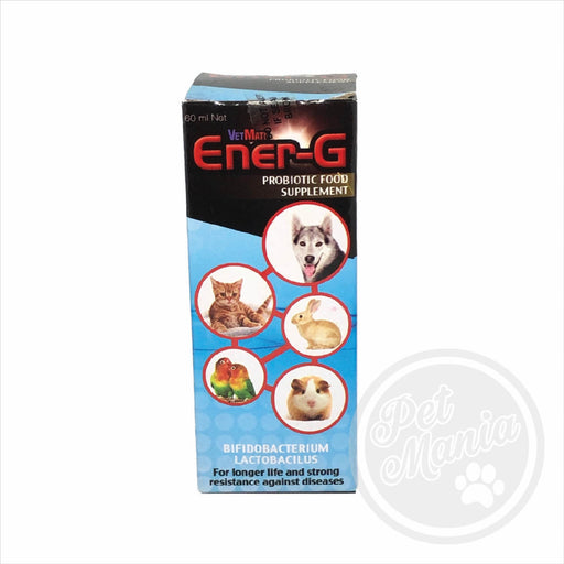 Papi Ener - G 60ml Vitamins-Master Square