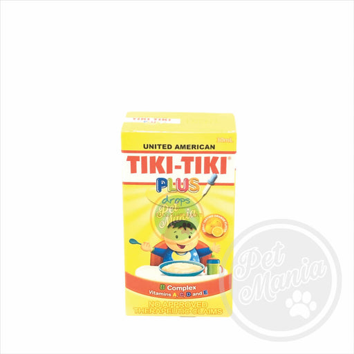 Tiki-tiki Plus Drop 30ml Vitamins-Master Square