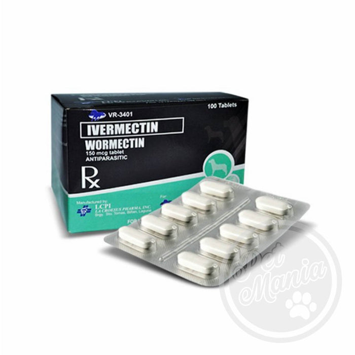 Wormectin 1pc. Dewormer Dogs-Master Square
