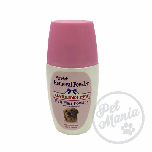 Darling Pet Hair Removal Powder 50g-Master Square