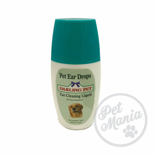 Darling Pet Ear Cleaning Liquid 50ml-Master Square