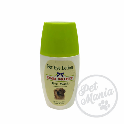 Darling Pet Eye Wash Liquid 50ml-Master Square