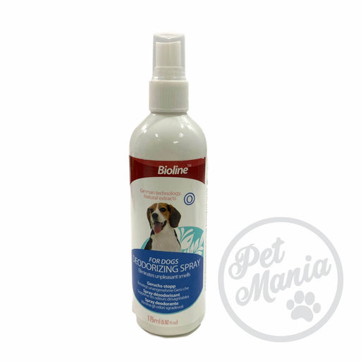 Bionline Deodorizing Spray For Dogs 175ml-Master Square