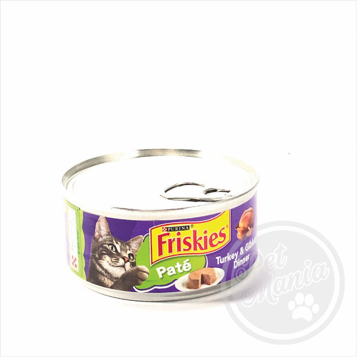 Friskies Turkey & Giblets 156g-Master Square