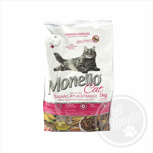 Monello Cat 1kg-Master Square