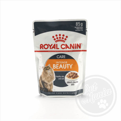 Royal Canin Cat 85g Intense Beauty-Master Square