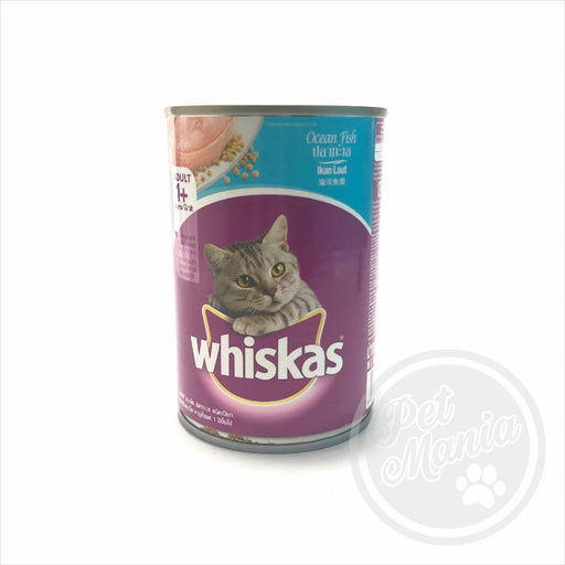 Whiskas Ocean Fish 400g Can-Master Square
