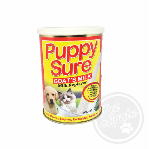 Puppy Sure 250g Goats Milk-Master Square