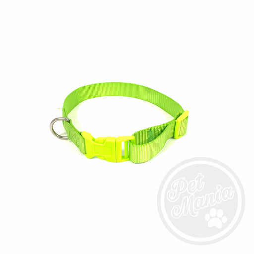 Collar 25mm Plain Neon-Master Square
