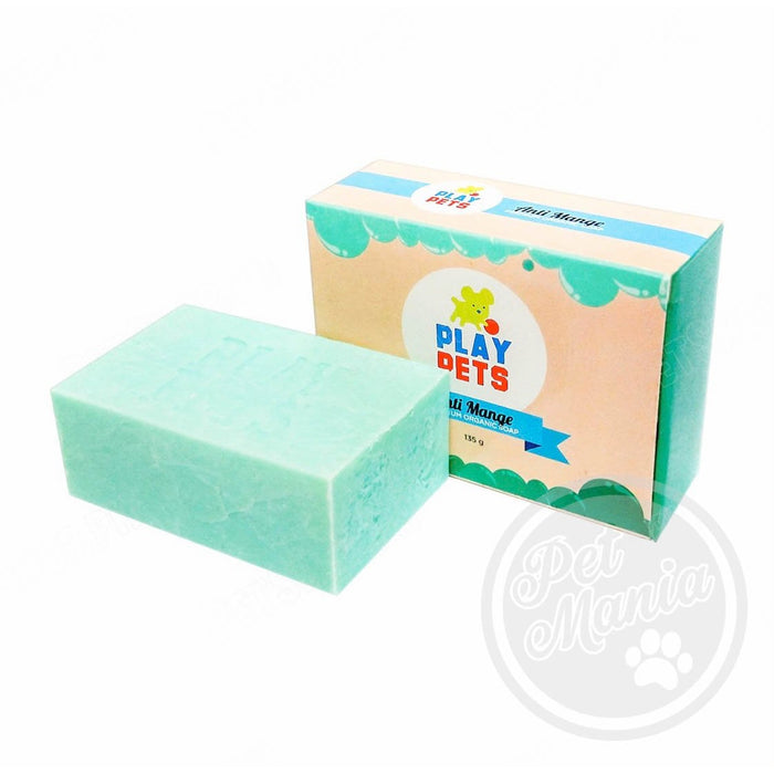 Play Pets Soap A-mange 135g-Master Square