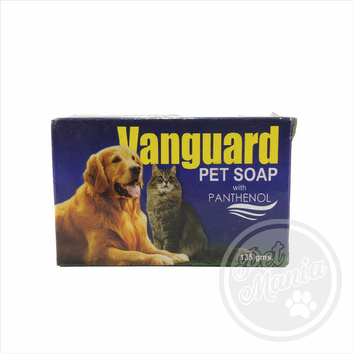 Vanguard Panthenol 135g Soap-Master Square