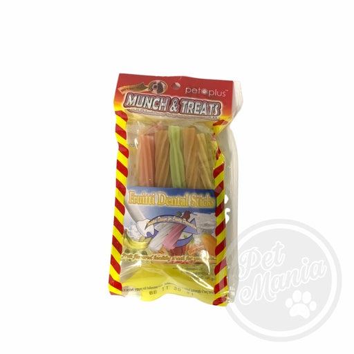 RAWHIDE FRUITTI DENTAL STICKS-Master Square