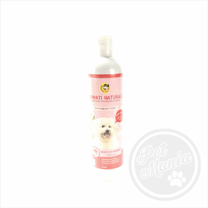 Doggies Choice Kawati Strawberry 500ml Shampoo-Master Square