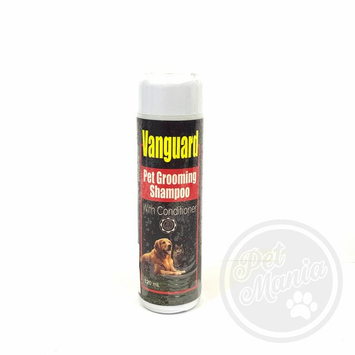 Vanguard Shampoo W/ Conditioner 120ml-Master Square