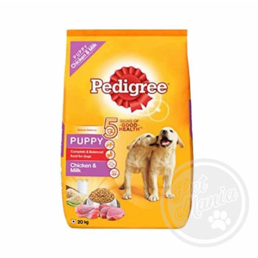 Pedigree Puppy Chicken & Milk-Master Square