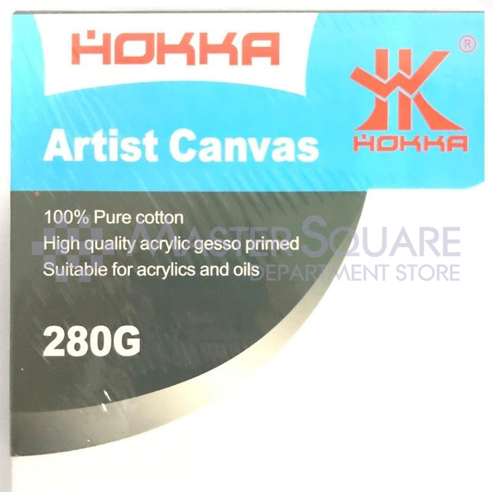 Hokka Canvas With Frame 50 X 50 Cm-Master Square