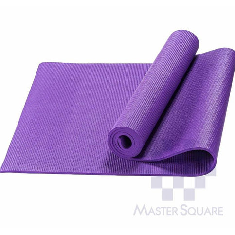 Avant Garde Yoga Mat 0055 68 X 24 In 4mm Thick Purple-Master Square