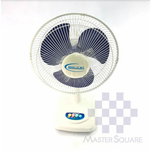 Magic Star Desk Fan 12 In-Master Square