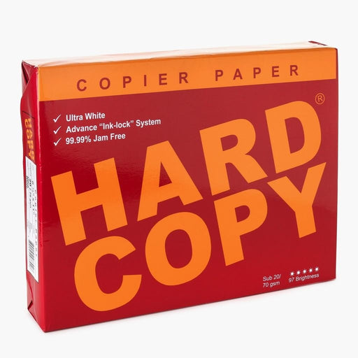 Hard Copy Coupon Bond A4 Sub20 70gsm (Max of 2reams/brand per delivery. Please choose another brand if you wish to add more reams to your order)-Master Square