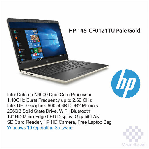 Laptop HP14S-CF0121TU-Master Square