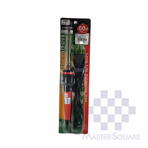 SOLDERING IRON 60W-Master Square